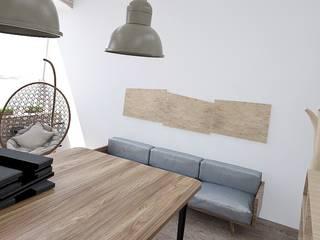 Офисы: Офисные помещения в . Автор – qoD.design архитектурная мастерская