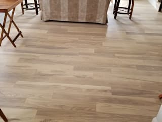 Shine Star Flooring Modern living room