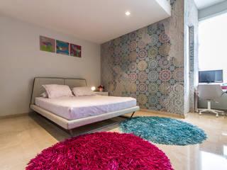 Design Group Latinamerica Nursery/kid's roomBeds & cribs Leather Beige