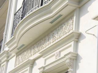 фасады, детали, МАФ: Загородные дома в . Автор – qoD.design архитектурная мастерская