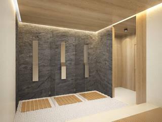 Salle de bains de style  par ARCHDUET&DA