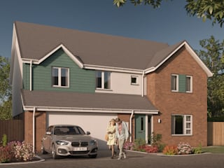 the Grange:  Detached home by Pearce Homes