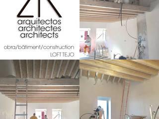 LOFT TEJO por LA - ArchStudio