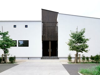 Maisons mitoyennes de style  par 一級建築士事務所A-SA工房