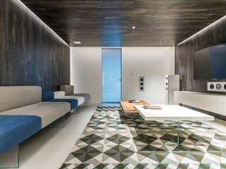 Design Group Latinamerica Living roomLighting