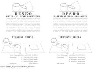 od Daniele Piazzola architetto e designer a Como Industrialny