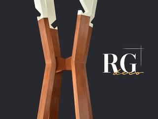 RG DECO:  de estilo  por RG Arq & Deco