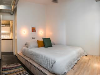 Design Group Latinamerica Eclectic style bedroom