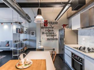 Design Group Latinamerica Sala da pranzo eclettica