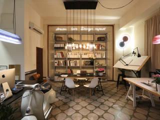 The Studio! dream love Design repeat Negozi & Locali commerciali moderni di Giulia Ciacci Architetto & Interior designer Moderno