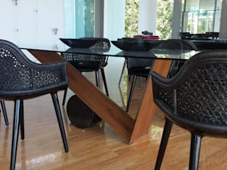 Design Group Latinamerica Sala da pranzoTavoli