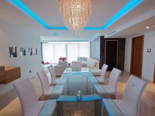 Design Group Latinamerica Modern dining room