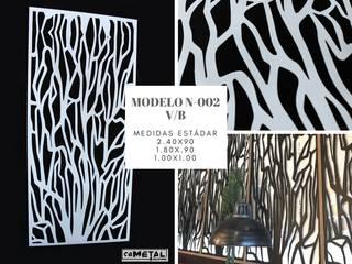 Modern Houses by SUPERCUT MEXICO Modern