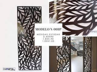 Modern Terrace by SUPERCUT MEXICO Modern