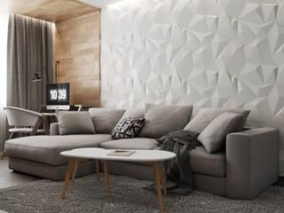 Livings de estilo  por ДизайнМастер, Moderno