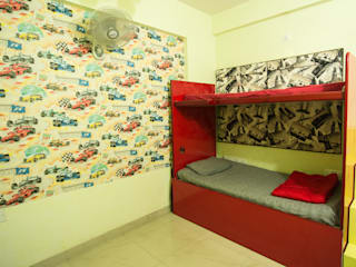 Modern Kid's Room by Dream Touch Modern