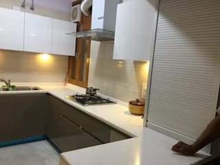 Project 1:  Kitchen by Al Hashro Interiors