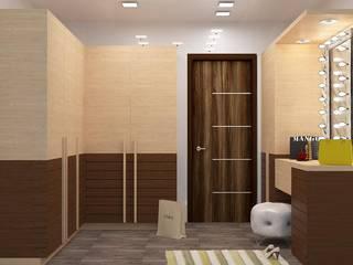 Project 1:  Dressing room by Al Hashro Interiors