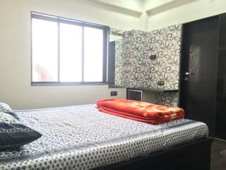 Urvashi Goswami:  Bedroom by B.N.Interiors