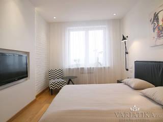 Фото - Квартира в стиле лофт 93 м²:  в . Автор – variatika
