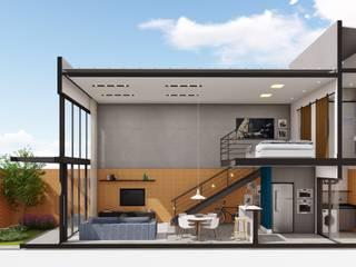 von Rafael Caldeira Arquitetura Industrial
