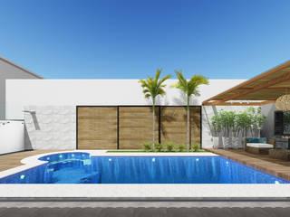 von Rafael Caldeira Arquitetura Modern