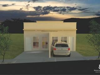 от Brancaccio & Fortuna - Arquitetura e Engenharia Модерн