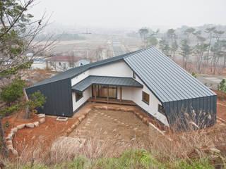 둥지: 건축사사무소 아키포럼의  주택