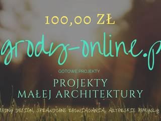 Ogrody-Online.pl: styl , w kategorii Ogród zaprojektowany przez Ogrody-Online.pl