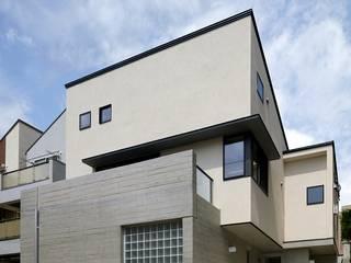 小規模デザイナーズアパートメント|三茶の集住 モダンな 家 の シーズ・アーキスタディオ建築設計室 モダン