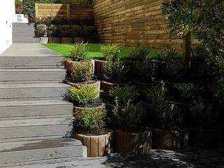 Paço d'Arcos: Jardins  por Bamboh