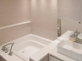 하남미사 아파트 모던스타일 욕실 by ARA 모던