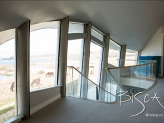 Structural Glass Staircase Bisca Staircases Scale Vetro Trasparente