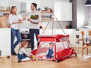 BabyHub SleepSpace Multi-use travel cot and tepee:   by Babyhub Ltd