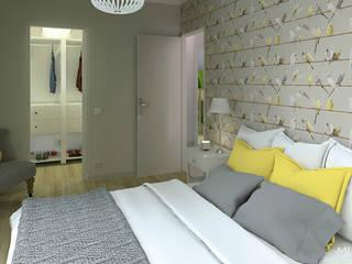 MJ Intérieurs Modern style bedroom