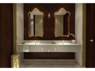 Rixos Hotel St.Petersburg_Restrooms Hotéis clássicos por Elif Baltaoglu Interiors Clássico