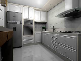 Cozinha - Classica:   por Sâmila Ferreira -  Arquitetura