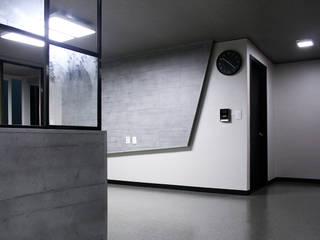 관악 현대아파트: 제시카디자인그룹 의  거실