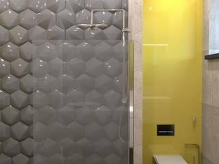 Сан. узел в коттедже г.Волгоград Ванная в стиле лофт от DS Fresco Лофт