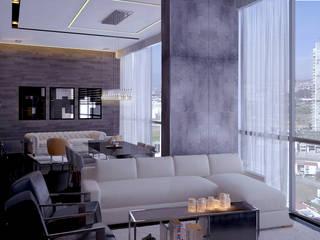 غرفة السفرة تنفيذ C8 | ARQUITECTOS
