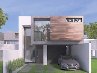 منزل عائلي صغير تنفيذ C8 | ARQUITECTOS