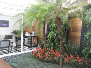 トロピカルな 庭 の Maria Luiza Aceituno arquitetos トロピカル