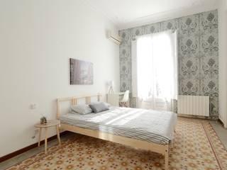 Original y acogedor piso para estudiantes de Dekohuset Moderno