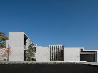 勝間田の家: 岸本泰三建築設計室が手掛けた家です。