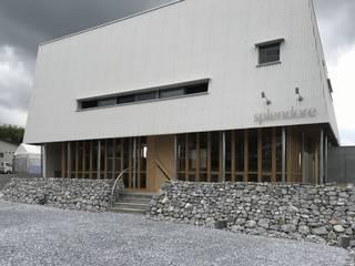 スプレンダー: 岸本泰三建築設計室が手掛けた家です。