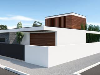 Habitação Vila Boa 1:   por Fabio Pereira & João Fraga, Arquitetos