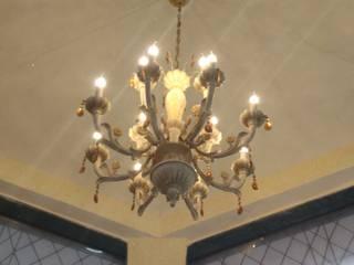Salones de estilo clásico de Leela Overseas Pvt. Ltd. Clásico