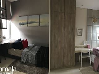 Modern style dressing rooms by Kamala Interior Modern