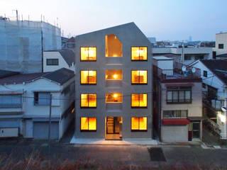 東京都北区の共同住宅: 祐建築設計室が手掛けた家です。