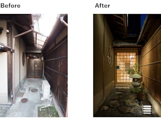 ART GALLERY 逢友 Before After の 一級建築士事務所 (有)BOFアーキテクツ